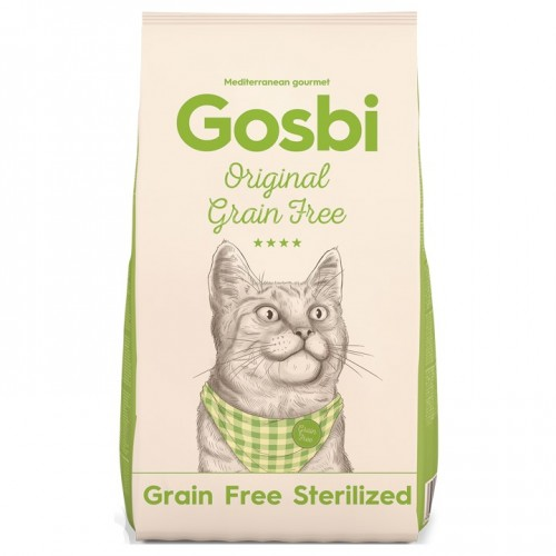 Grain Free Sterilized